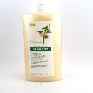 Klorane Douceur et Tenue - Shampooing au lait d'amande