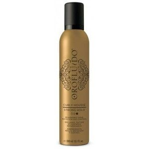 Orofluido Mousse Curly forte fixation des boucles 300 ml