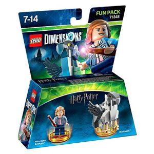 "Warner Figurine ""Lego Dimensions"" - Hermione Granger - Harry Potter - Fun Pack"