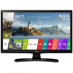 LG 24MT49SPZ - Téléviseur LED 60 cm SMARTV WIFI HD IPS USB