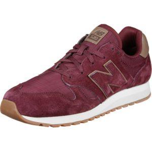New Balance U520 chaussures bordeaux marron 44 EU