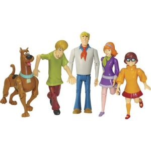 Lansay 11775 - Le Scooby Doo Gang