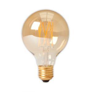 Calex Ampoule globe LED filament 4W (remplace 40W) E27 or 80mm