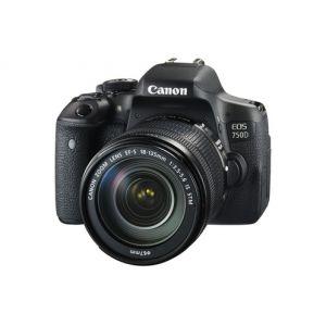 Canon EOS 750D (avec objectif 18-135mm)