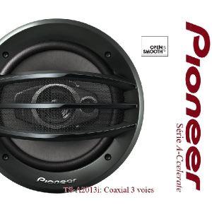 Pioneer TS-A2013i - Haut-parleurs auto