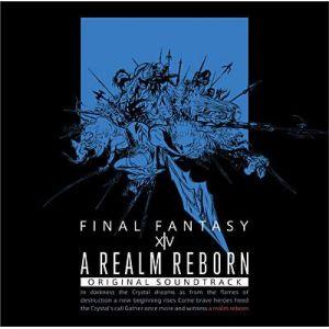 Square-Enix OST Final Fantasy XIV A Realm Reborn - Objet dérivé