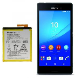 Sony Batterie D'origine Lis1576erpc Pour Xperia M4 Dual / M4 Aqua E2312