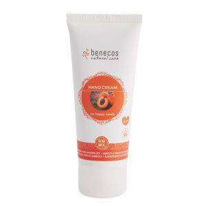 Benecos Crème mains abricot et fleur de sureau