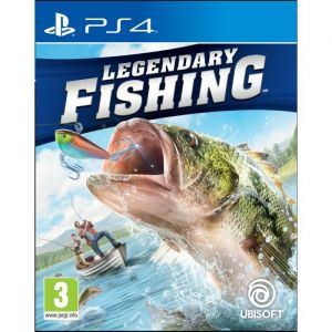 Legendary Fishing [PS4]