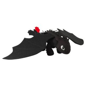 Spin Master Peluche Dragon Krokmou 35 cm