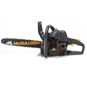 McCulloch CS400T - Tronconneuse thermique 45cm 40cc 1500w