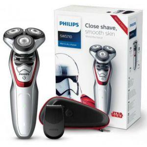 Philips SW5710/47 - Rasoir électrique Star Wars Shaver Capitaine Phasma
