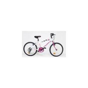 "Vélo fille 20"" Loly Gloss"