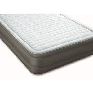 Intex 64472 - Matelas gonflable Prem'air Fiber Tech 1 place