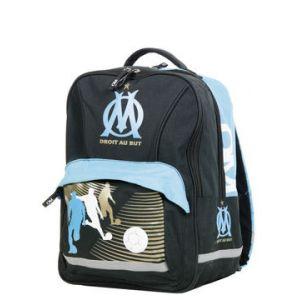 Sac à dos Olympique Marseille avec 2 compartiments