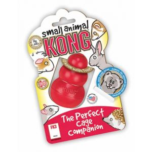 Kong Jouet pour Petits Animaux (Rongeurs,furet)