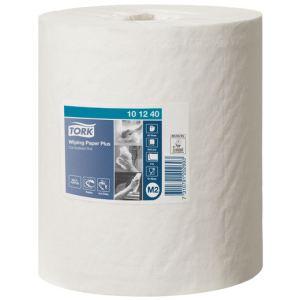 Tork 10.12.40 - Carton de 6 bobines d'essuie-tout à dévidage 2 plis