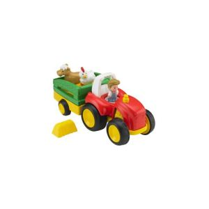 Fisher-Price Tracteur Little People