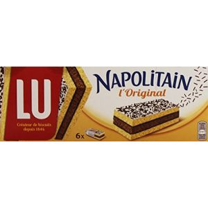 Lu Napolitain L'Original 180 g - Lot de 6