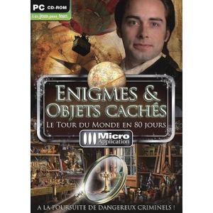 Énigmes & Objets Cachés : Le Tour du Monde en 80 Jours [PC]