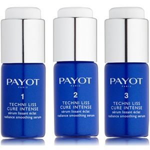 Payot Techni Liss Cure Intense - Soin lissant éclat 3 x 30 ml