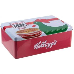 Kellogg's Boite à sucres - Rouge