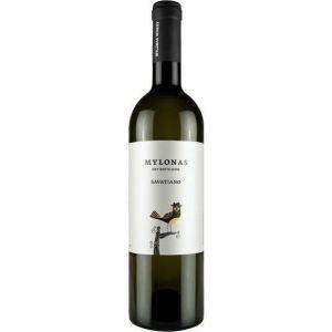 MYLONAS 2015 Saviatiano Néméa Vin de Grece - Blanc - 75 cl - IGT - Vin de Grèce Mylonas Saviatiano Néméa IGT 2015