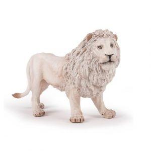 Papo 50185 - Grand lion blanc