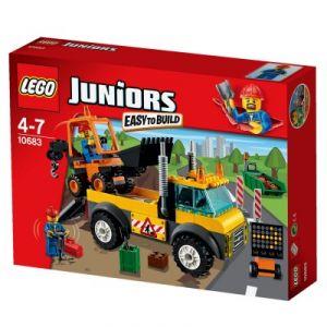 Lego 10683 - Juniors : Le camion de chantier