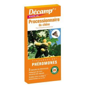 Decamp Phéromone traitement biologique contre la chenille processionnaire du chêne x 2