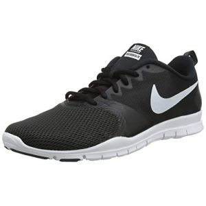 Nike BTE FLEX ESSENTIAL TR - NOIR/BLANC - femme - CHAUSSURES BASSES