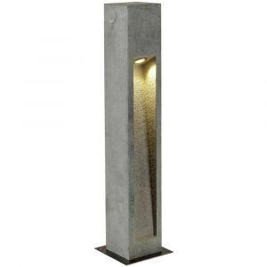 SLV Borne éclairage extérieur pierre IP55 Arrock Stone LED 75 cm