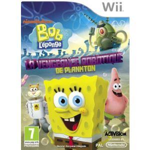 Bob l'éponge : la vengeance robotique de plankton [Wii]