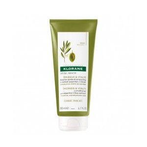 Klorane Baume après-shampoing épaisseur & vitalité à l'extrait d'Olive