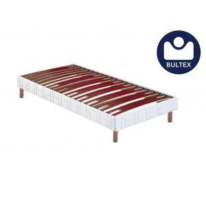 Bultex Sommier tapissier Confort Morphologique Bi-Lattes 80x190