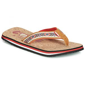 Cool shoe Tongs EVE SLIGHT Marron - Taille 35 / 36