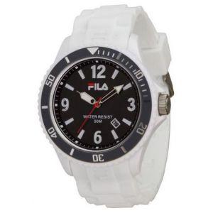 FILA FA1023 - Montre mixte avec bracelet en silicone