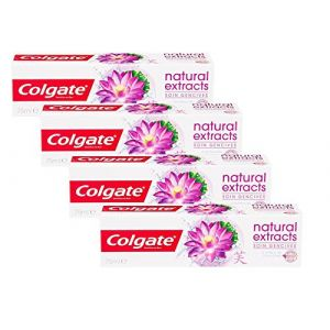 Colgate Natural Extracts - Dentifrice soin gencives fleur de lotus