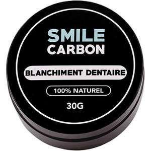 Smile Carbon Blanchiment Dentaire 30 g