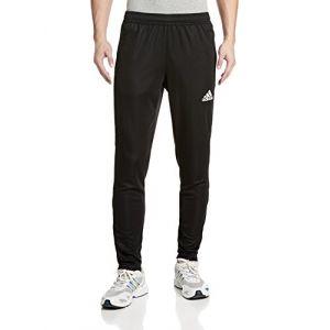 Adidas Tiro 17 Pantalon d entraînement Homme Noir Blanc FR   M (Taille 16bdccf0b574
