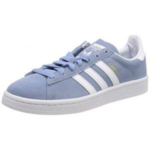 Adidas Campus C, Chaussures de Fitness Mixte Enfant, Bleu (Azucen/Ftwbla/Ftwbla 000), 30 EU