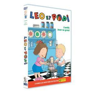 Léo et Popi - Volume 5 : L'amitié, Jouer au grand