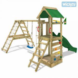 Wickey Starflyer - Aire de jeux en bois