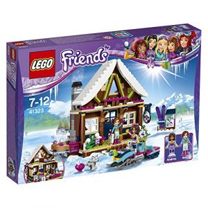 Lego 41323 - Friends : Le chalet de la station de ski