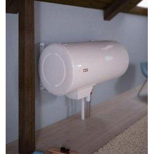 Thermor 283014 - 200 litres monophasé chauffe-eau horizontal blindé