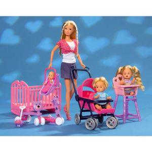 Simba Toys Steffi Love La nurserie