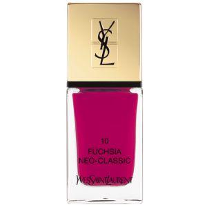 Yves Saint Laurent La Laque Couture 10 Fuchsia Néo-Classic - Vernis à ongles