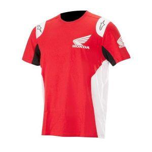 Alpinestars Tee-shirt Honda rouge - M