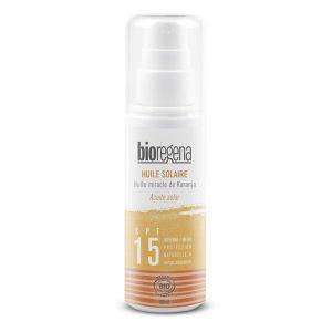 Biorégéna Huile solaire protection SPF15
