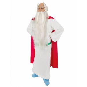 Chaks Déguisement - Costume Licence Panoramix 3 Pièces Mens, CS964197/L Taille L